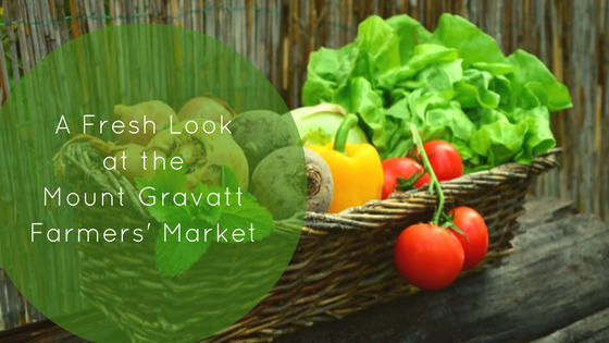A Fresh Look at the Mount Gravatt Farmers' Market