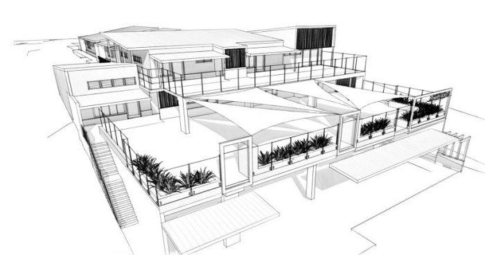 Childcare Centre at Newnham Road Proposed