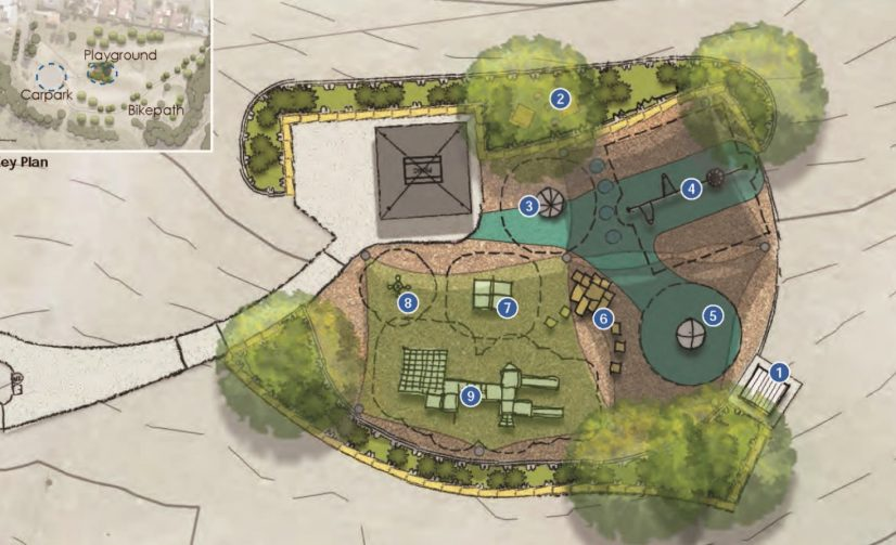 Wishart Community Park in Kavanagh Road to Get an Upgrade